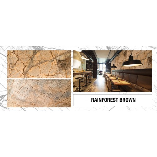 Rainforest Brown Slate Lite 122x61cm