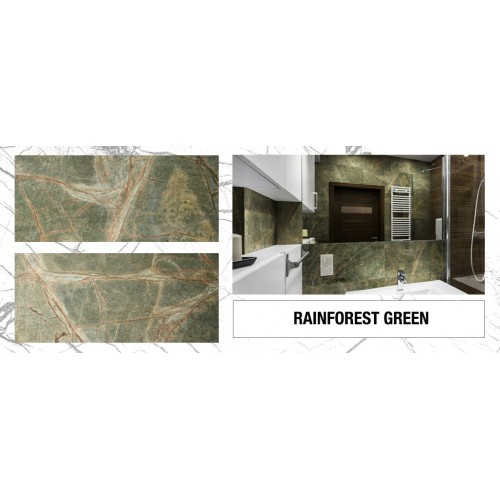 Rainforest Green Slate Lite 122x61cm