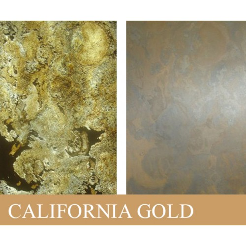 California Gold Translucent