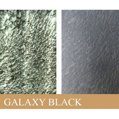Translucent Galaxy Black 122x61cm