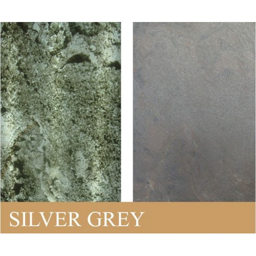 Silver Grey Translucent
