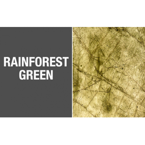 Translucent Rainforest Green 122x61cm