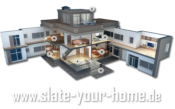Slate Your Home Bild