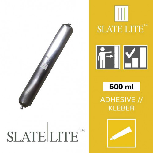 Slate Lite Wall and Floor  600 ml creme